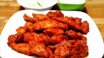 Buffalo Wings Boneless Chicken