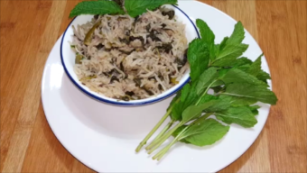 Mint Pulao Recipe