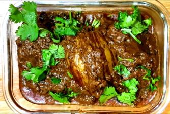 Biryani Brinjal Curry Recipe | How to make Brinjal Curry | Brinjal Recipes
