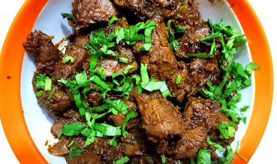 Mutton Liver Fry Recipe-Eeral Varuval -How to Cook Goat Liver Fry-Spicy Mutton Liver Fry-Mutton Liver Varuval