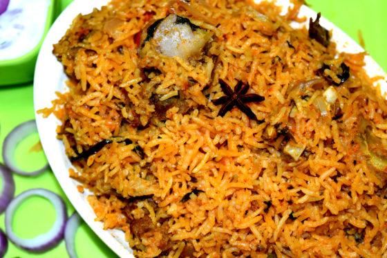 King of Mutton Biryani | Hyderabadi Mutton Biryani | Heavenly taste Mutton Biryani