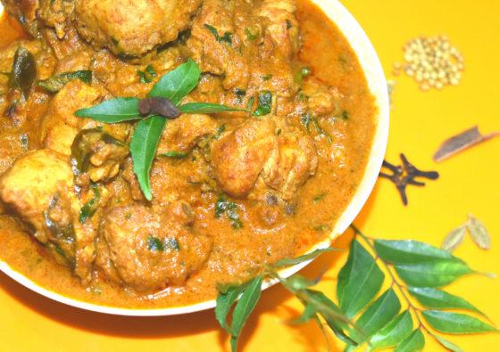 CHETTINAD CHICKEN CURRY|Chettinad Chicken Kulambu |Chettinad Chicken Hot and Spicy Easy & Quick