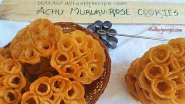 Achu Murukku-அச்சுமுறுக்கு-Achappam-Rose Cookies with Eggs