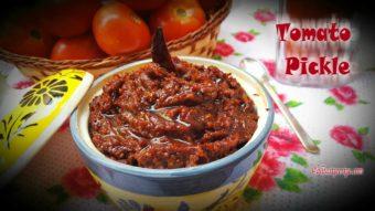 Tomato Pickle Recipe   தக்காளி ஊறுகாய் l Tomato Achar Recipe l Home-Made PIckle